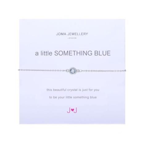 Joma Jewellery - A Little Something Blue - Bracelet - £13.49 - Joma Jewellery - Sands Gifts http://www.sandsgifts.co.uk/joma-jewellery-a-little-something-blue-bracelet.ir