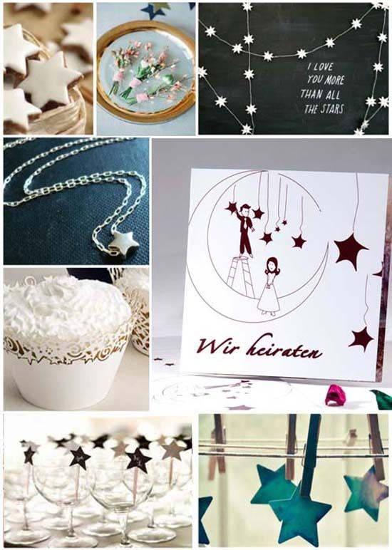 Hochzeit-thema-star-inspiration-accessoires-Dekoration http://www.optimalkarten.de/blog/