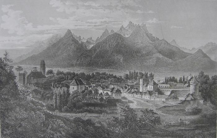 Kežmarok 1830 - Stránka o šľachtických rodoch