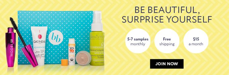 Discover the most exciting cosmetics and beauty trends delivered in a box | bellabox Australia
