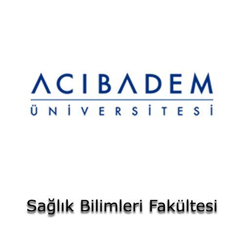 Acıbadem Üniversitesi - Sağlık Bilimleri Fakültesi | Öğrenci Yurdu Arama Platformu