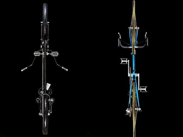 Under-Bikes: So habt ihr Fahrräder noch nie gesehen