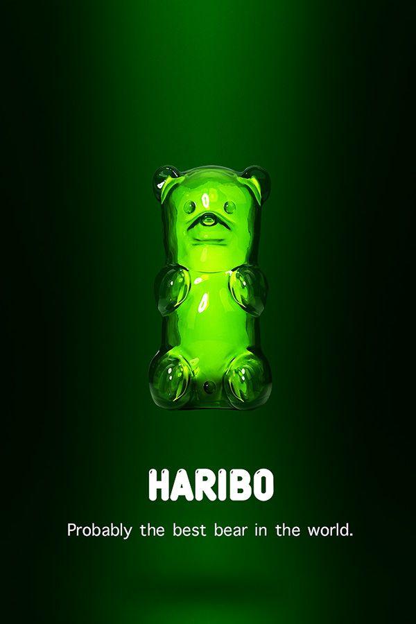 HARIBO on Behance