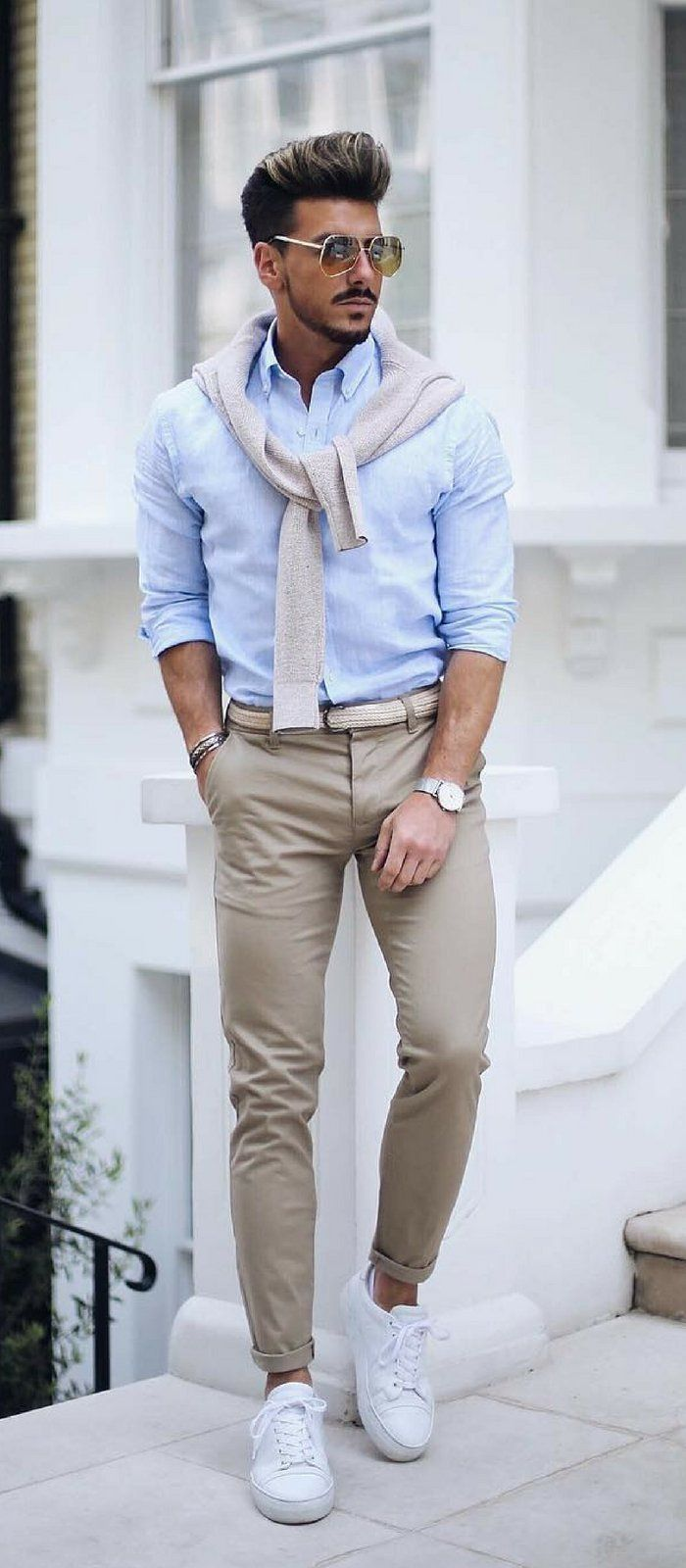 45 Minimalist Business Outfit Idea For Men You Can Take It S Outfits Pinterest Casual Mens Fashion And