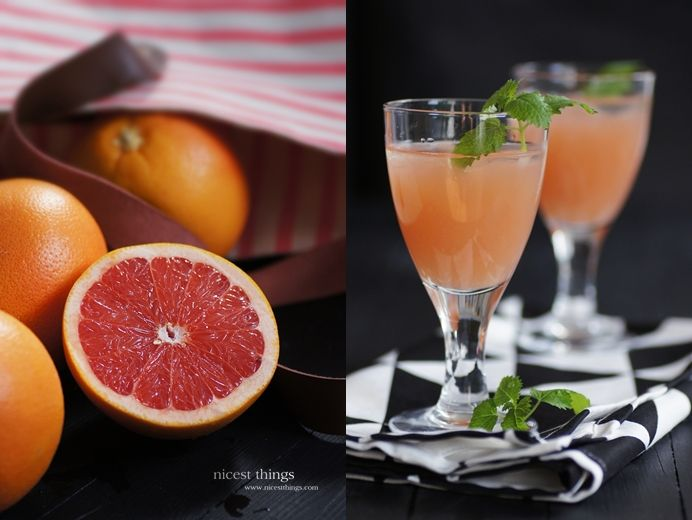 Schweppes pompelmo cocktail dress