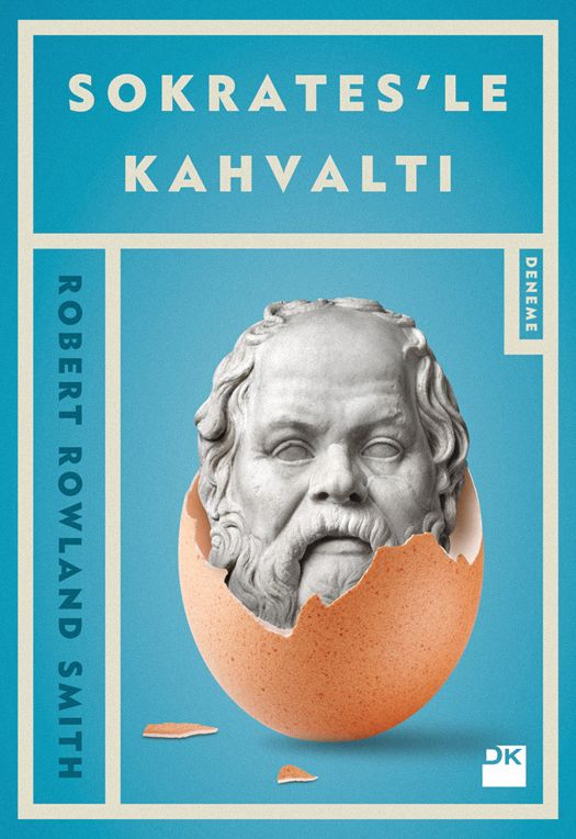 Breakfast with Socrates - Book Cover 13.5X19.5