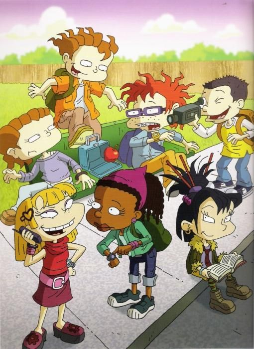 all grown up | Neko Random: Things I Hate: Rugrats: All Grown Up!