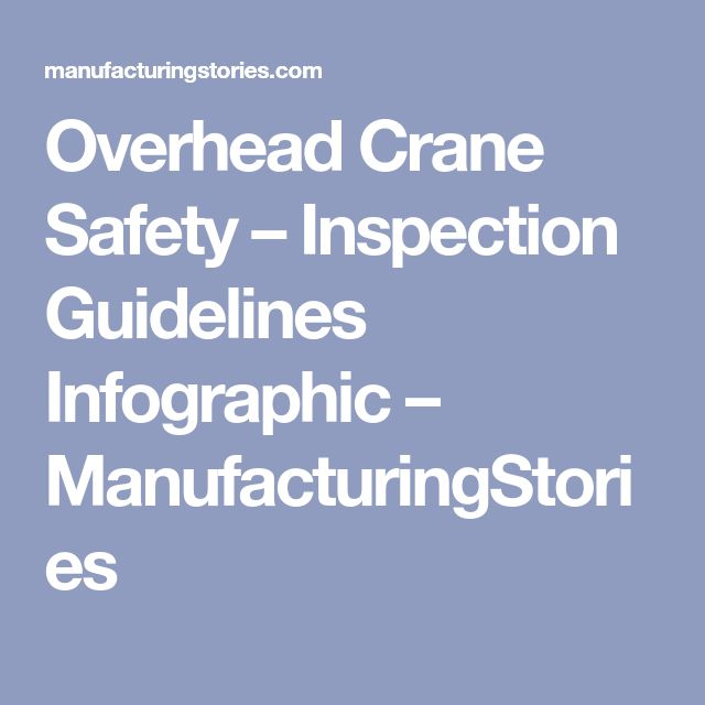 Best 25+ Safety inspection ideas on Pinterest Food safety, Food - container crane operator sample resume