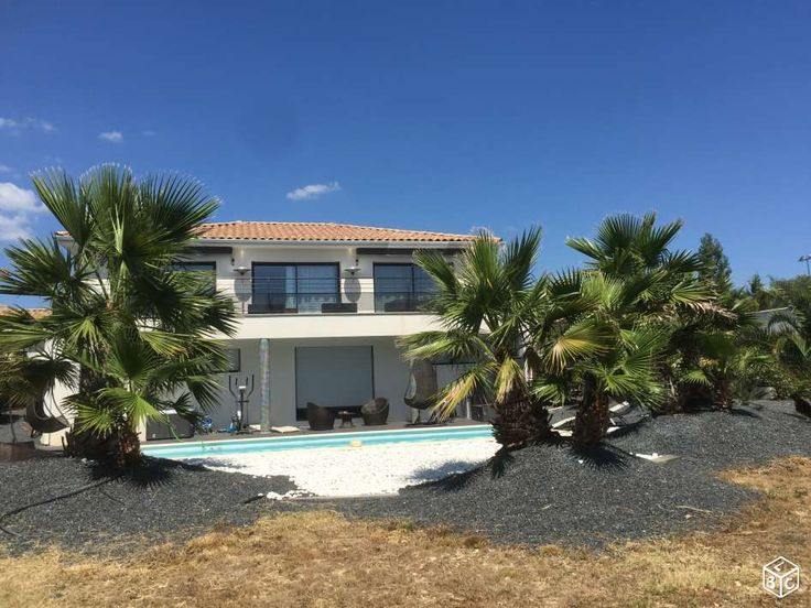 maison californienne 250m2 piscine ventes immobili res. Black Bedroom Furniture Sets. Home Design Ideas