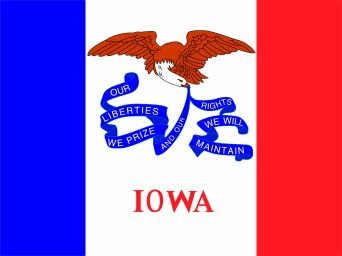 IOWA PRAYS! When you see the pin that says your state prays, say a prayer for your state and your nation and repin it. Keep passing this on and keep praying! Read 2 Chronicles 7:14, 2 Corinthians 3:17, and Psalm 33:12