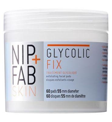 El sitio de Claudine: Un producto con ácido glicólico que te encantará.