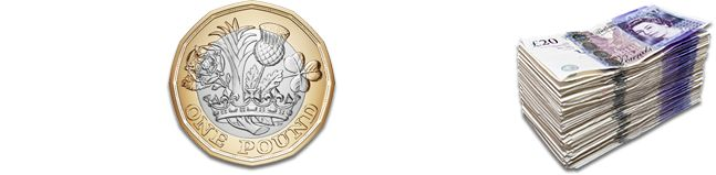 turn your £1 into a £12k cash windfall this year!