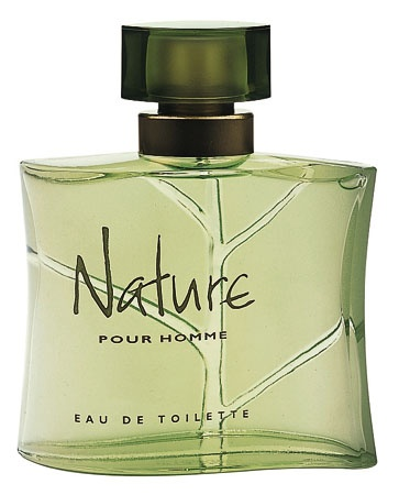 """Eau de toilette Homme Nature -   """"I bought this for my dad. He LOVED it! So now he already used 3 of these. I buy him every time he finished one. Perfect scent for men! Not too strong, not too weak. Just perfect!!!"""" –Susana  November 25 2011 #yvesrocher #fragrance #nature"""
