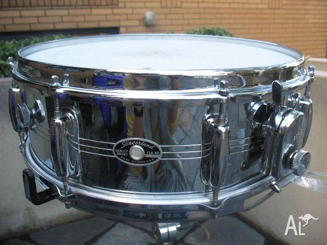 Slingerland Gene Krupa Sound King Snare Drum for Sale in DONCASTER ...