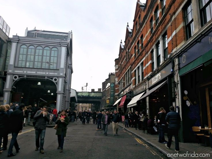 Borough Market - Londra