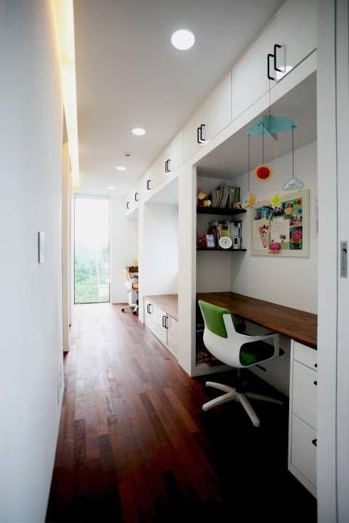 Minimalistisch Kinderzimmer von HBA-rchitects