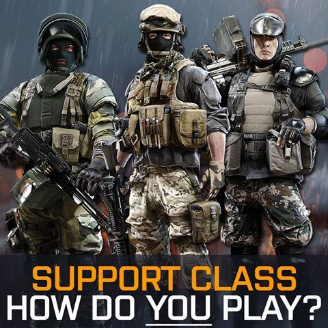 Lay down suppressing fire - Supply ammo - Make a wall of lead... How do YOU play Support class? LIKE if you play Support.  Learn more about each class: http://www.battlefield.com/battlefield-4/bootcamp?utm_campaign=bf-social-us-socom-fb-how-do-you-play-support-112913&utm_source=facebook&utm_medium=social&sourceid=bf-social-us-socom-fb-how-do-you-play-support-112913&cid=18940
