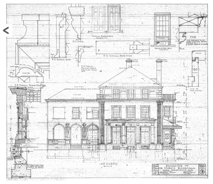 1000 images about architecture on paper on pinterest for Full size architectural drawings
