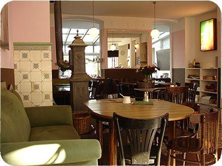 Sehnsucht, Cafe und Restaurant in Köln Ehrenfeld