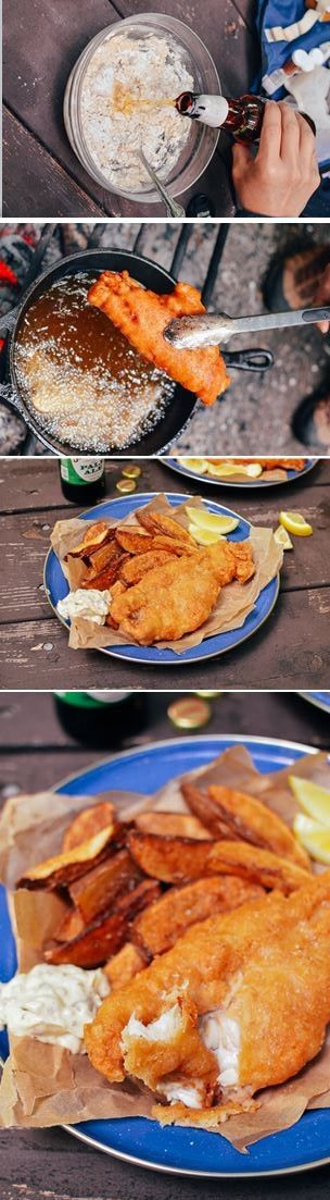 Beer Batter Fish Fry recipe by the Woks of Life