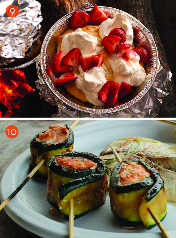 Roundup: 10 Gourmet Campfire Cooking Recipes » Curbly | DIY Design Community
