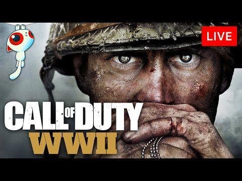 Прохождение фильма - Call of Duty: World War 2  Стрим по COD: WW2 https://youtu.be/c73JYFV6eKE