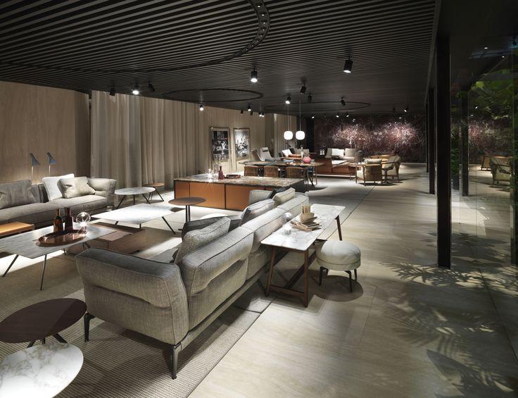 #FLEXFORM ADDA #sofa #design Antonio Citterio. Find out more on www.flexform.it