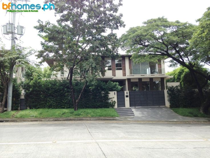 2 years old modern house for rent in ayala alabang village http - House Designs Alabang Philippines