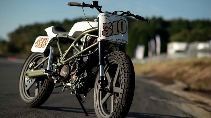 #BMW G310R Street Tracker by Wedge Motorcycles Details Slideshow HD