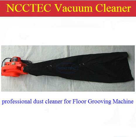 portable backpack vacuum cleaner dust suction collection tool special for floor grooving machine slotting cutting machine #Affiliate