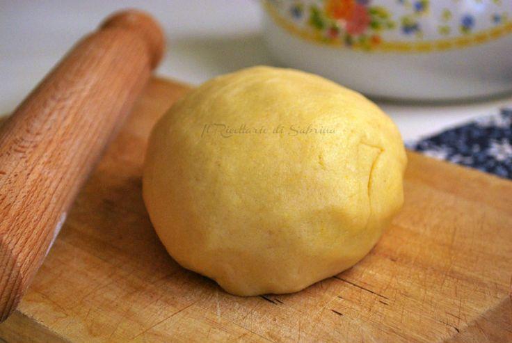 Pasta frolla senza burro e senza lattosio