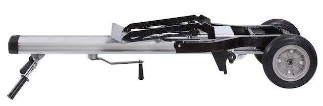 Aluminium Foldable Lift Trolley – 120kg Cap | Spacepac Industries