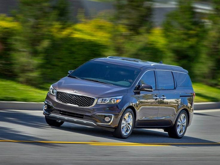 06. The 2015 Kia Sedona Delivers Slightly Better Fuel Economy | Entry-level editions now post 18-mpg in city driving as compared to 17-mph in 2014 - and it's paired with an unchanged 24-mpg highway rating.  The Sedona stays within a mile per gallon or two of each of its major rivals save the Honda Odyssey, which leads the segment with 19-mpg city and 28-mpg highway. | New Jersey, Philadelphia, Delaware