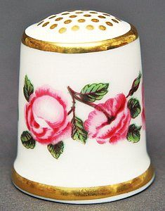 ROYAL CROWN DERBY-BILLINGTON ROSES