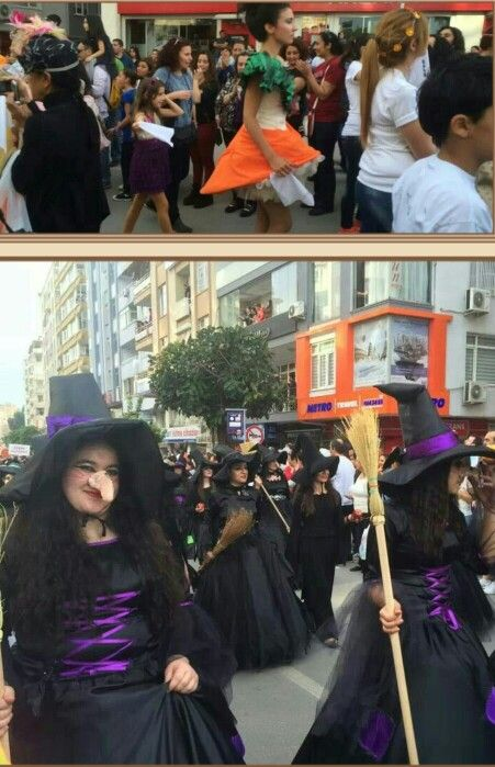 Orange Blossom Carnival in Adana - Turkey