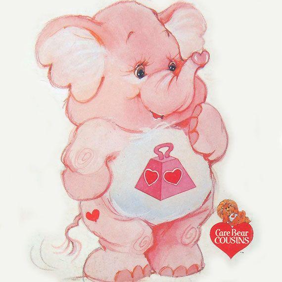 Care Bears Cousins - Lotsa Heart Elephant