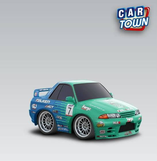 Nissan Skyline GT-R (R32) 1994 - Team Falken UK