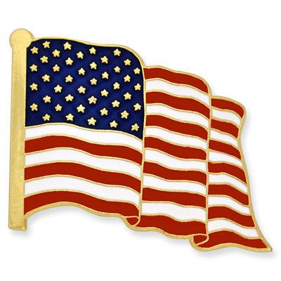 #American flag #lapel pin #proudly made in usa,  View more on the LINK: http://www.zeppy.io/product/gb/2/142064460351/