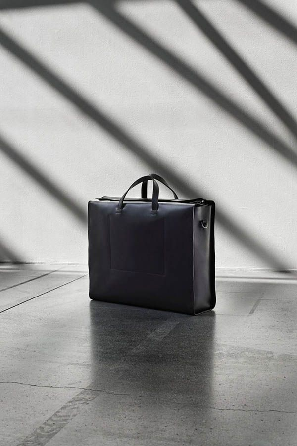 Minimalist Swedish Luggage and accessory brand, C Dellstrand