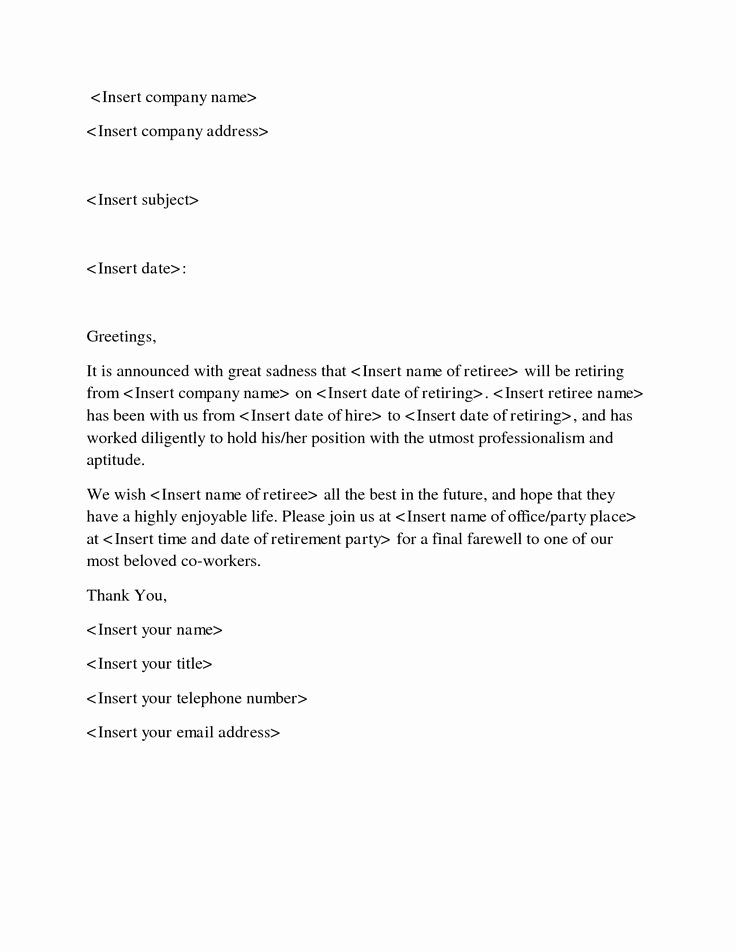 Retirement Goodbye Letter To Coworkers Unique 11 Best Images About Goodbye Letters On Pi Goodbye Letter Goodbye Email To Coworkers Goodbye Letter To Colleagues