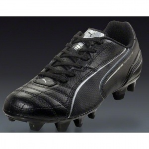 SALE - Puma Momentta Soccer Cleats Kids Black - Was $60.99. BUY Now - ONLY $54.99