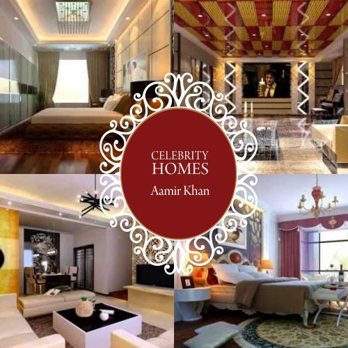 #CelebrityHomes: Aamir's home is a cocoon of comfort that's perfection personified! #BestHomes #Interiors #Decor #Furnishings #Bollywood #BollywoodActor