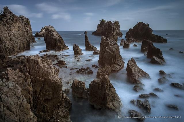 Batu Layar - Lampung Barat by franciscus nanang triana, via Flickr