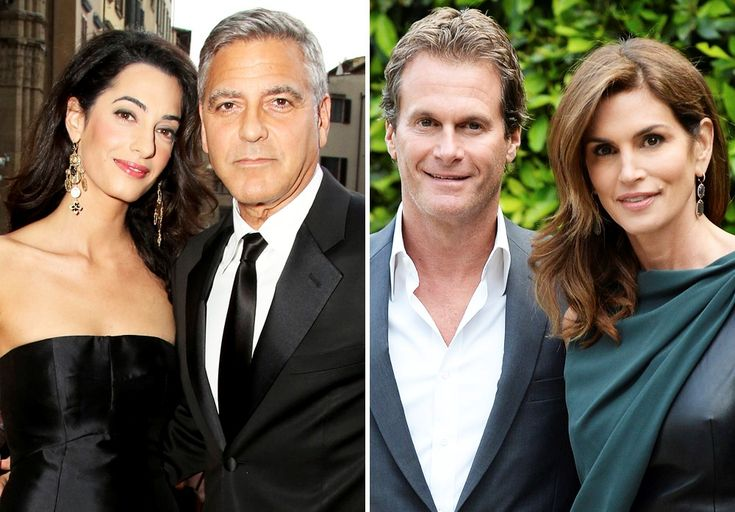 Cindy Crawford And Husband Rande Gerber Talk George And Amal Clooney Twin Babies: 'Not Sure He'll Be Doing Diapers' #AmalClooney, #CindyCrawford, #GeorgeClooney celebrityinsider.org #Hollywood #celebrityinsider #celebrities #celebrity #celebritynews