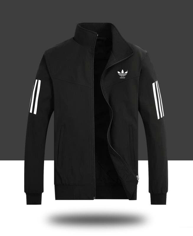 Legit Cheap adidas Originals Jacket 2018 New Style Fashion Trend Clothing  M-3x 20188 Black 534b62a02c04a
