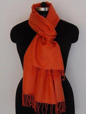 Cashmere Silk Scarf - CALOR TRIANGLES by VIDA VIDA nFRlE6o