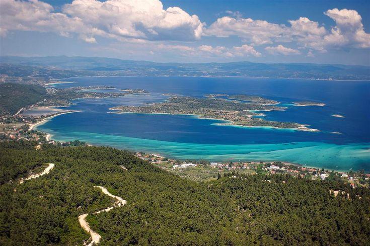 Vourvourou, Sithonia, Nothern Greece.