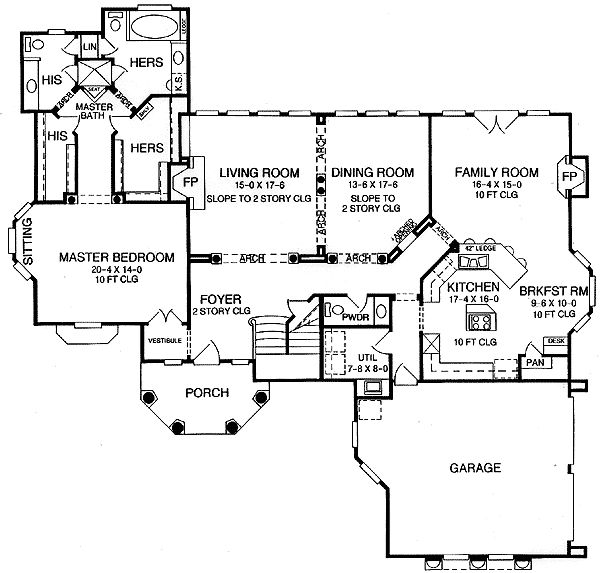 16 best images about master suite floor plan on pinterest for Master bedroom and bath plans