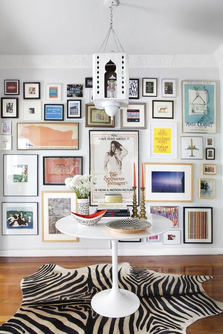 Zebra Rug design ideas and photos to