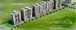 Joy Bharat Royal Greens Jaipur 2, 3 BHK Flats in Sirsi Road Jaipur